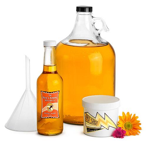 Glass Mead Bottles & Supplies