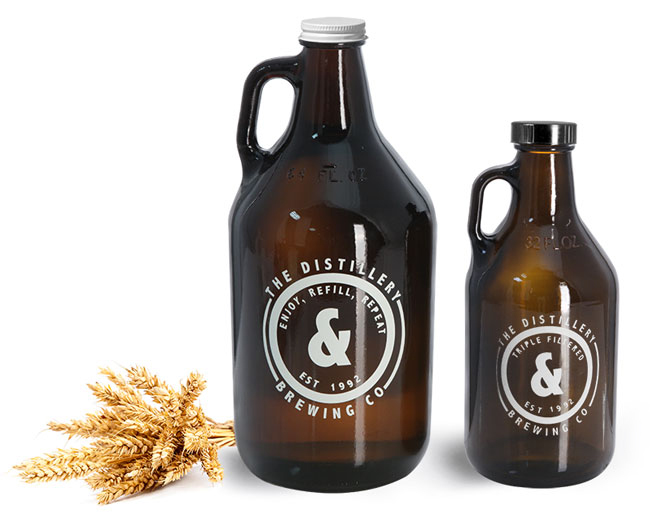 Craft Beer Containers and Distilling Containers
