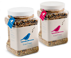 Bird Food Containers