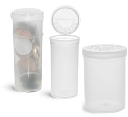 Plastic Snap Top Vials To Organize Your Shop Or Garage