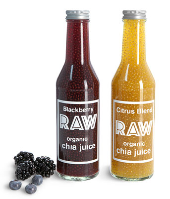 Chia Drink Bottles