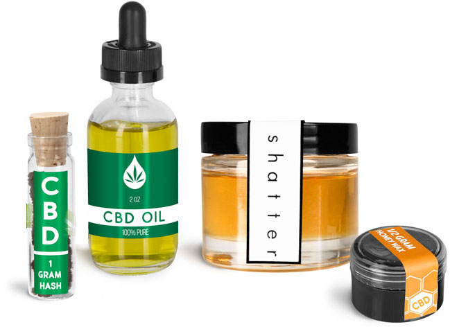 Concentrate Containers