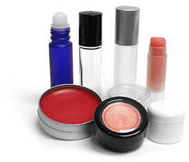 Lip Balm and Lip Ware Containers