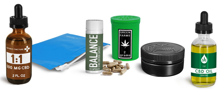 Child Resistant Packaging for CBD Products