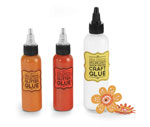 Craft Glue Bottles To Organize Your Hobby and Craft Supplies