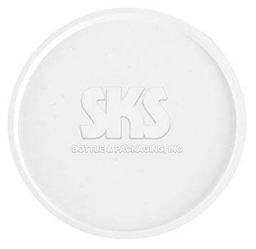 Embossed Vinyl/Polypropylene Disc Liners for Jars