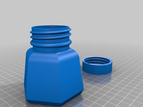 SKS' Customizable Bottle on Thingiverse