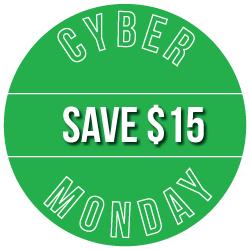 Cyber Monday 2020 Promo