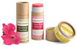 Paperboard Eco Cosmetic Tubes & Jars
