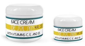 Face Cream Jars