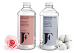 Clear Plastic Facial Toner Bottles