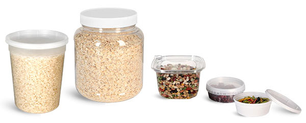 Fitness and Food Prep Containers