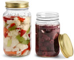 Pickled Vegetable Jars