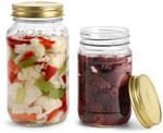 Pickled Vegetable Jars