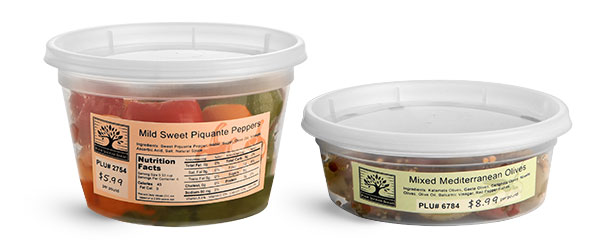 Food & Deli Tubs