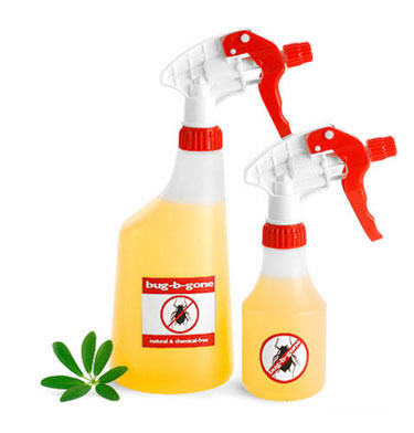 Insect & Pest Control Spray Bottles