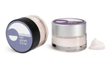 Glass Eye Serum Cosmetic Jars