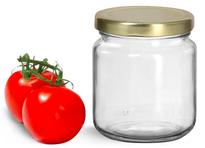 Small Glass Canning Jars