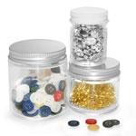 Glass Craft Jars
