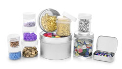 Containers To Organize Craft Supplies