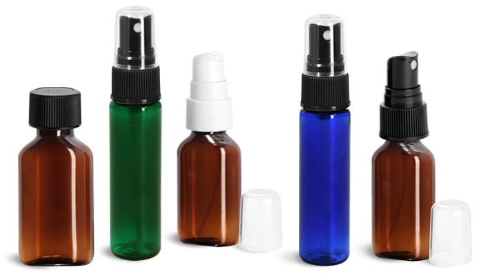 Hair Care Toiletry Bottles