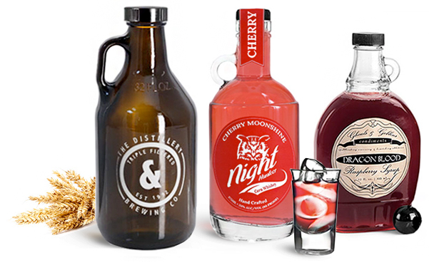 Product Spotlight - Glass Bottles with Handles