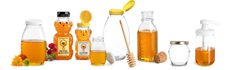 Honey Containers