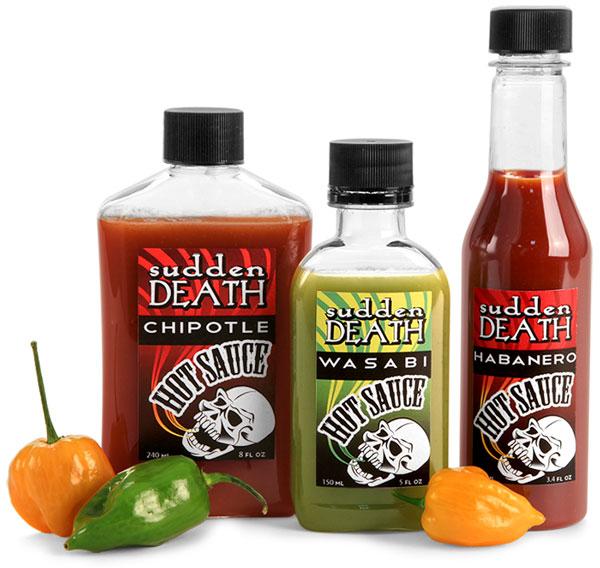 Plastic Hot Sauce Bottles