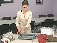 Tips & Tricks for Successful Bag Sealing - Step 4
