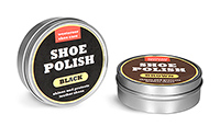 Shoe Polish Tins