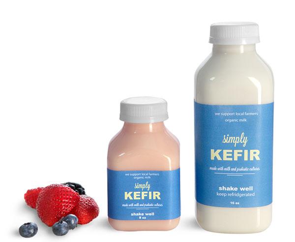 Kefir Milk Bottles