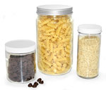 Clear Glass Jars To Organize Your Kitchen