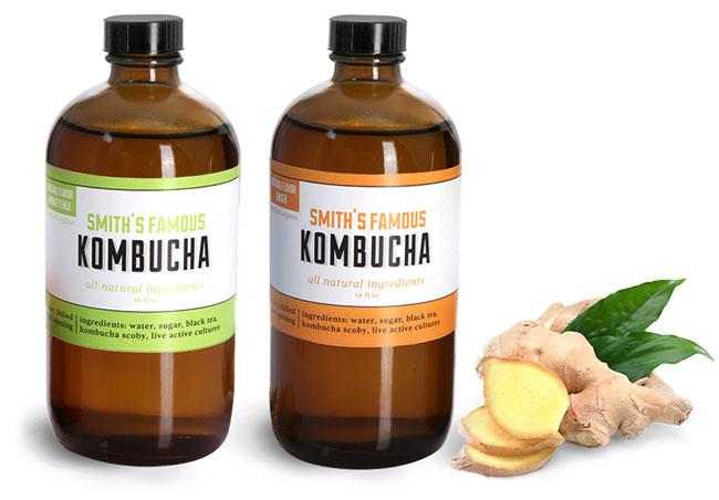 Kombucha Bottles Bottle Designs