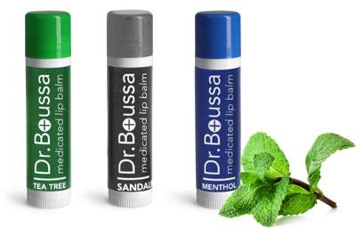 Medicated Lip Balm Tubes