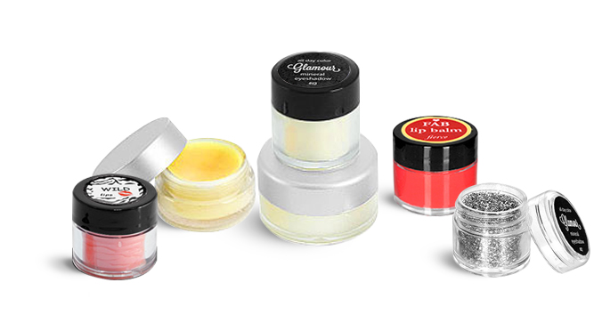 Product Spotlight - Compact Cosmetic Jars