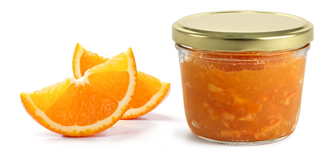 Glass Jelly Jars