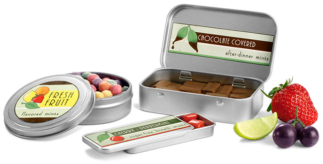 Metal Food Packaging