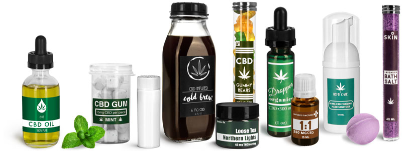 Medical Marijuana Packaging