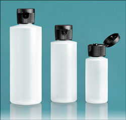 Natural Plastic Bottles