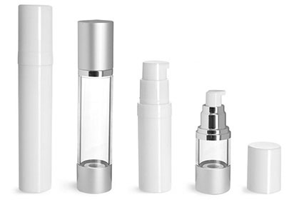 Product Spotlight - Airless Pump Bottles