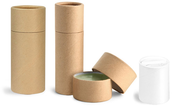 Product Spotlight - Paperboard Tubes and Jars
