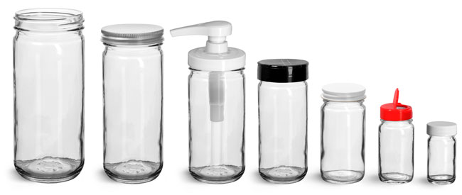 Product Spotlight - Paragon Glass Jars