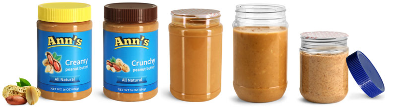 Product Spotlight - Peanut Butter Jars