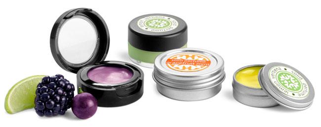 Perfume Jars & Tins