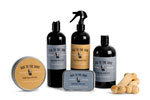 Dog Grooming Bottles and Tins