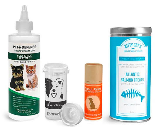 Pet Care Containers