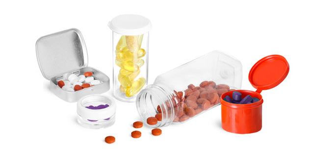 Pill Pods