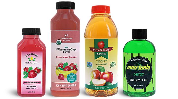 Plastic Beverage Bottles