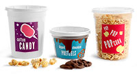 Plastic Food Containers Promo