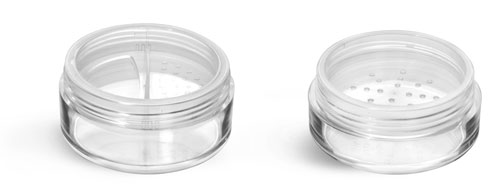 Styrene Powder Jars
